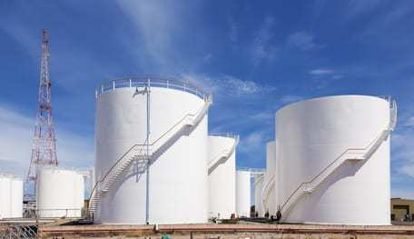 Above Ground Storage Tank Inspections