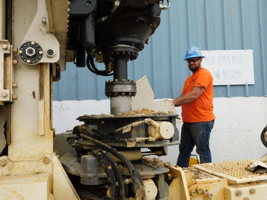 Industrial Services-Drilling