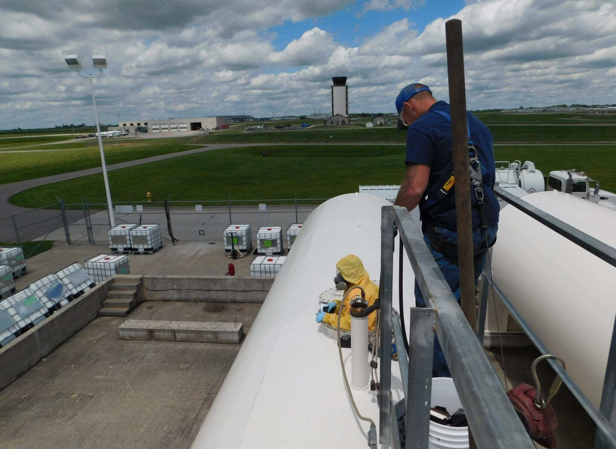 Airport Tank Inspection